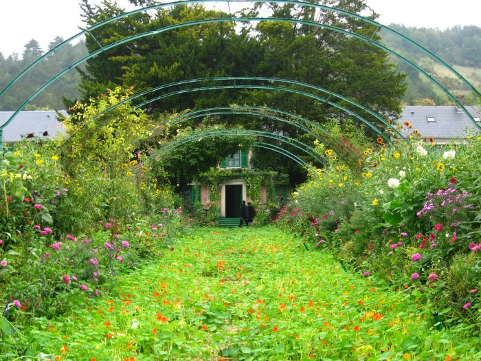 Image of Monet's Garden Giverny
